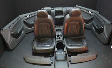 Original Audi A4 8K Soda Interior design Leather Seats