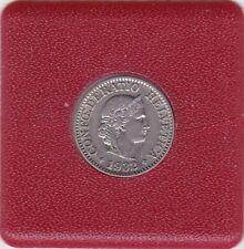 10 Rappen Schweiz 1932 Nickel Helvetia Switzerland Suisse