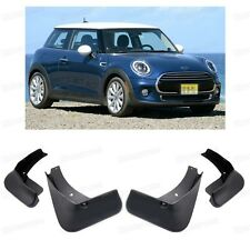 4Pcs Car Mud Flaps Splash Guard Fender Mudguard for 2007-2015 Mini Cooper/One/S