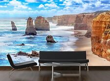 Twelve Apostles the Great Ocean Photo Wallpaper Decor Paper Wall Background