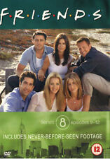 FRIENDS - SEASON 8 - EPISODES 9-12 - DVD - REGION 2 UK