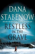 Restless in the Grave by Dana Stabenow A Kate Shugak Novel -  HCDJ FIRST EDITION