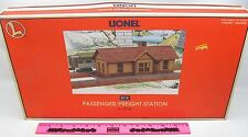 New Lionel 6-12734 Passenger / Freight Station
