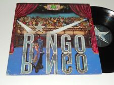 RINGO STARR VG++ W/booklet insert Marc Bolan John Lennon Billy Preston Beatles