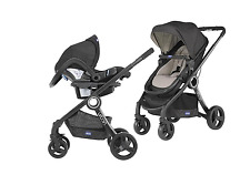 Chicco Urban Plus Travel System, Dune