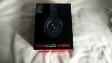 Casque Beats by dr. dre studio wireless edition mate black