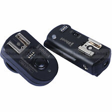 iShoot Wireless Flash Trigger/Camera Remote Control  PT-04 G④ Canon Nikon Pentax