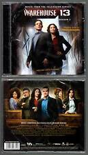 WAREHOUSE 13 - Saison 2 (CD BOF/OST) Edward Rogers 2011 NEUF