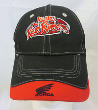 Honda Red Riders Fox youth baseball  cap hat adjustable v