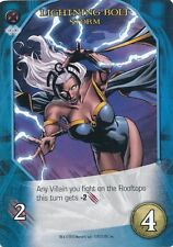 STORM 2014 Upper Deck Marvel Legendary LIGHTNING BOLT