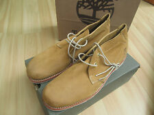 BNIB Timberland Soft Leather Boots, in light brown Size 12.5 US-13 EU-47.5 JP-31