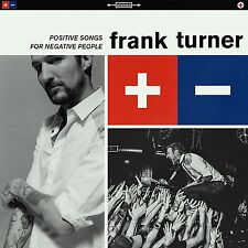 FRANK TURNER - POSITIVE SONGS FOR NEGATIVE PEOPLE (VINYL)  VINYL LP NEU