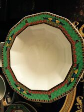 VERSACE MARCO POLO SOUP PLATE BOWL DEEP 22cm ROSENTHAL USED AUTHENTIC
