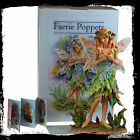 Forest Faerie by Christine Haworth - 30cm Ornament Figurine Statue Fairy Poppets