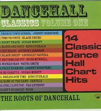 VARIOUS ARTISTS  DANCEHALL CLASSICS Volume One NEW VINYL LP £10.99