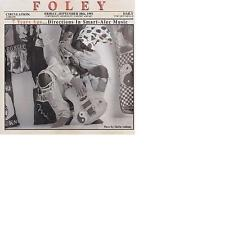 Foley 7 years ago directions SPEECH GEORGE CLINTON / EX MILES DAVIS GROUP-MEMBER