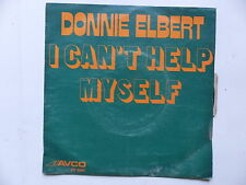 DONNIE ELBERT I can't help myself AV 4587