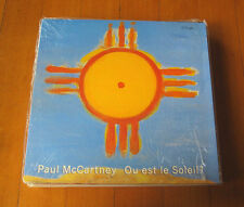 FREE 2for OFFER-Paul McCartney – Ou Est Le Soleil? : Capitol Records–V-15499/MP