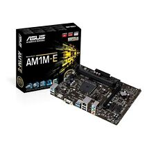 ASUS AM1M-E Socket AM1 Micro ATX AMD Motherboard