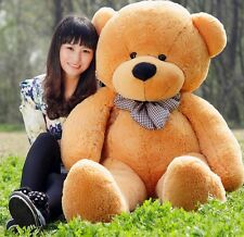 "100CM/39.4"" Large Teddy Bear Giant Big Soft Plush Toys Doll Gift For Kids"