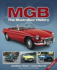 MGB: The Illustrated History, Burrell, Lionel, Wood, Jonathan
