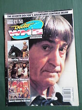 DOCTOR WHO MAG - NO 161 - JUNE 1990