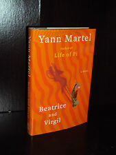 Beatrice and Virgil by Yann Martel Hardcover First Edition 1st/1st