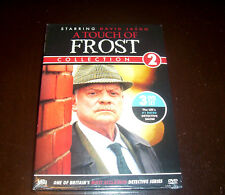 A TOUCH OF FROST Collection 2 David Jason BBC British TV Classic Series NEW