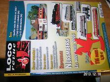 Loco Revue n°728 EAD X 4500 CC 40100 Notice Poste Arbresle & Ussel
