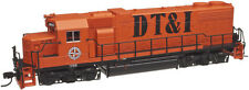 ATLAS 40000608 N GP38-2 DT&I 220 (Detroit Toledo Ironton) C-10 Mint - Brand New