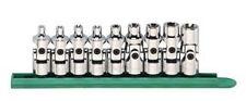 "Gearwrench 9pc 3/8"" drive Inverted E- Torx Universal Flex Socket Set #80985"