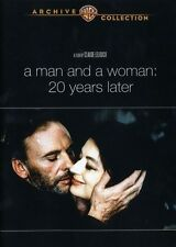 Man and a Woman: 20 Years Later (2010, DVD NEUF) DVD-R/WS