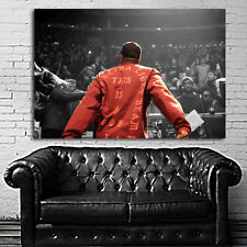 Poster Mural Kanye West Rap Madison Square Garden 35x52 in (90x132 cm) on Canvas