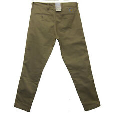 Carhartt Sid Pant Chino Pants Leather W36 L32  £65.00