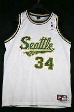 LikeNEW Nike Swingman Ray Allen Trikot SONICS Gr XXL SZ 52 NBA Basketball Jersey
