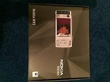 BRAND NEW BNIB sealed NOKIA N95 O2 BLUETOOTH PHONE -  CAM - WIFI - 3G - RADIO