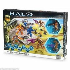HALO Wars Mega Bloks Battle Unit II-96915 Exclusive & Rare BRAND NEW