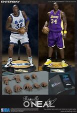 NBA Collection Real Masterpiece Actionfigur 1/6 Shaquille ONeal Limited Edition