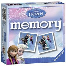 Mini Disney Frozen Memory Game - Ravensburger Diseny Card Family Entertainment