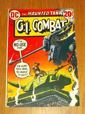 GI COMBAT #162 FN- (5.5) DC COMICS JULY 1973