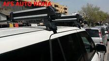 BARRE PORTATUTTO ACCIAIO LAND ROVER FREELANDER ANNO 2014+PORTASCI ALL. 4 PAIA