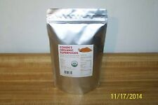 100% USDA  Organic Ceylon Cinnamon Ground Powder   1  lb. Cinnamomum zeylanicum