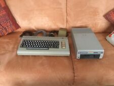 "Commodore C64 ""Made In W.-Germany"" - WGA  + Floppy Disc Drive 1541"