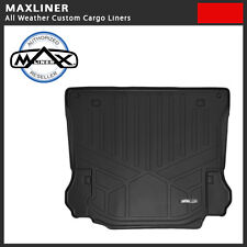 MAXTRAY All Weather Cargo Mat Liner Black fit 2010-2016 GMC Terrain