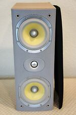 B&W - BOWERS AND WILKINS LCR 60 S3 CENTER CHANNEL SPEAKER
