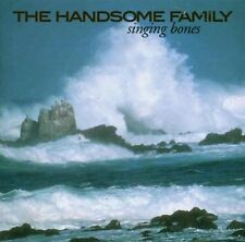 THE HANDSOME FAMILY - SINGING BONES: CD ALBUM (incl: TRUE DETECTIVE THEME))
