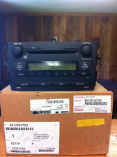 2008-2009 USED RADIO FOR TOYOTA COROLLA