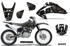 Honda CRF 150/230F Graphic Kit AMR Racing Decal Sticker Part 03-07 REAPER BLACK