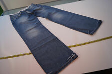 ESPRIT Rock Loose Fit Herren Jeans Hose 32/32 W32 L32 stone wash blau used l.#74