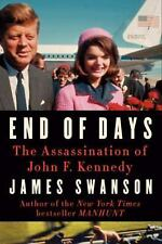 End of Days LP: The Assassination of John F. Kennedy-ExLibrary